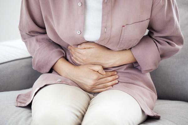 Digestive pain and discomfort