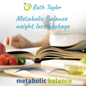 Metabolic Balance Weight Loss Package - Diet, Nutrition Plan with Qualified Nutritionist