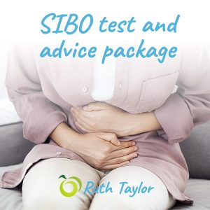 SIBO test and advice package